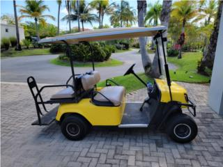Golf cart electric, Carritos de Golf Puerto Rico