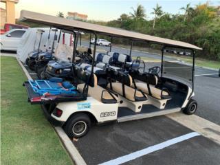 Electric Golf Cart, 6 seats, $6,000 , Carritos de Golf Puerto Rico