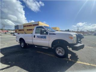 Ford F250 Super Duty con Winch, Ford Puerto Rico