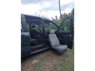 Ford transit impedidos , Ford Puerto Rico
