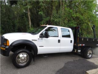 F550 IDEAL PARA CONTRATISTA D TELECOMUNICACIO, Ford Puerto Rico