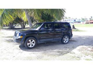 Jeep Patriot 2012, Jeep Puerto Rico