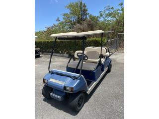 Golf car club car 2002 limosna , Otros Puerto Rico