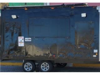 Cambio Food Truck equipado por Camper, Trailers - Otros Puerto Rico