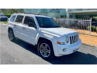 Jeep Patriot, Jeep Puerto Rico