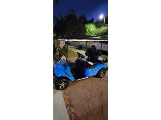 Carro de golf gasolina , Carritos de Golf Puerto Rico