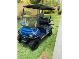 Club car GASOLINA, 2015, XRT 850, Carritos de Golf Puerto Rico