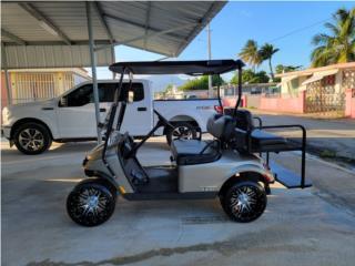 Ezgo 2018 gasolina, Carritos de Golf Puerto Rico