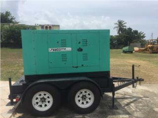Se Vende Generador marca Perkins, Equipo Construccion Puerto Rico