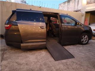 Para usuario de silla de ruedas, Honda Puerto Rico