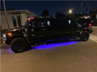 Hummer H2 limo, Hummer Puerto Rico