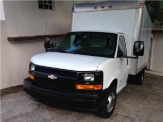 Cutaway truck van, Chevrolet Puerto Rico
