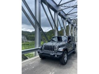 Jeep Wrangler 2020 Sport Unlimited 4 puertas, Jeep Puerto Rico