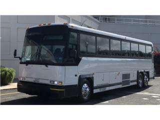 MCI 51 pasajeros , American Coach Puerto Rico