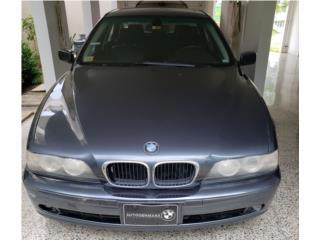 BMW 530i 2001 sedan poco millage, BMW Puerto Rico
