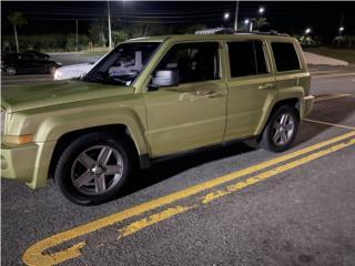 Jeep Patriot 2010 $7,500, Jeep Puerto Rico