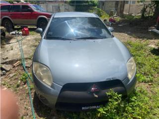Eclipse 2.4 standard, Mitsubishi Puerto Rico