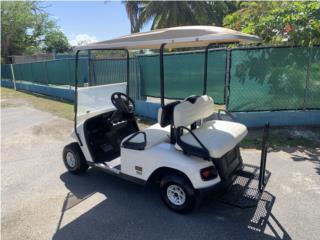 Ezgo 4 pasajeros , Carritos de Golf Puerto Rico