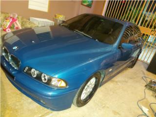 BMW 530 2003, BMW Puerto Rico