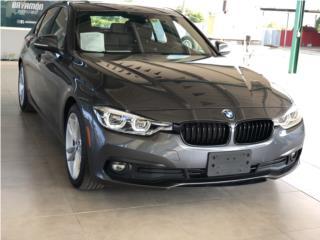 BMW 320 SportLine package , BMW Puerto Rico