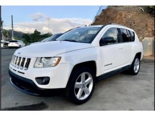 JEEP COMPASS LIMITED, Jeep Puerto Rico