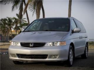Honda Odysey 2002, Honda Puerto Rico