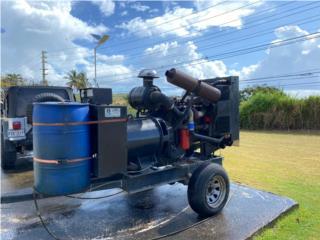 Plantas 150 k, Equipo Construccion Puerto Rico