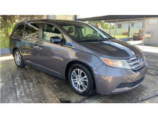 2012 Odyssey $9900 negociable , Honda Puerto Rico