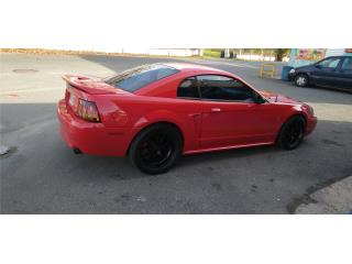 FORD MUSTANG COBRA 1999, Ford Puerto Rico