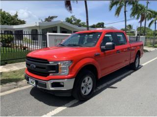 2018 F-150 XL 4x4 A/C, Ford Puerto Rico