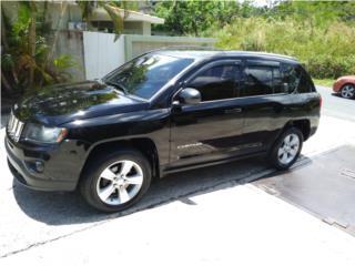 JEEP COMPASS CON 49 MIL MILLAS, Jeep Puerto Rico