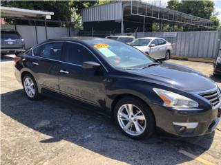 PRECIOSO ALTIMA SV AÑO 2015 $13995.00, Nissan Puerto Rico