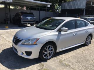 PRECIOSO SENTRA SR AÑO 2013 $12995.00, Nissan Puerto Rico
