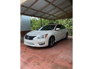 Altima 2013, Nissan Puerto Rico