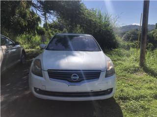 Nissan Altima 2006, M.177k 1899 OMO, Nissan Puerto Rico