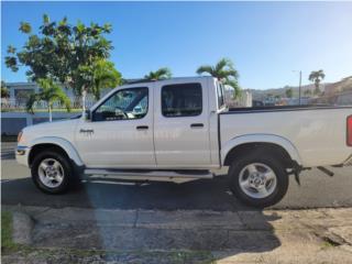 Nissan Frontier 2000 Doble Cabina, Nissan Puerto Rico