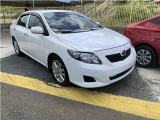 Toyota corrola le , Toyota Puerto Rico