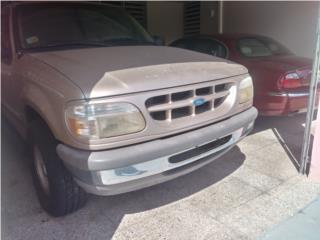 Ford explorer., Ford Puerto Rico