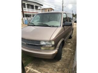 Chevy Astro Van 2005, Chevrolet Puerto Rico