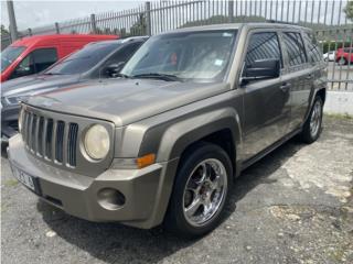 Jeep Patriot 2007 *CASH*, Jeep Puerto Rico