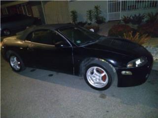 Mitsubishi eclipse de 1996 convertible, Mitsubishi Puerto Rico