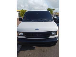 Ford van econoline, Ford Puerto Rico