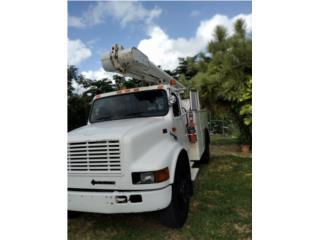 Truck de canasta, International Puerto Rico