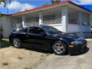 Eclipse 99 turbo 4g63, Mitsubishi Puerto Rico