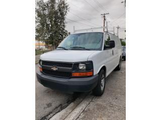 Cargo Express 1500, Chevrolet Puerto Rico