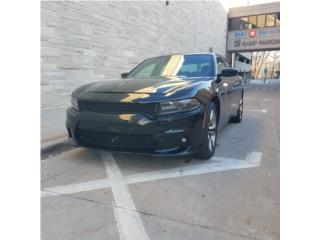 Dodge Charger R/T 2016 Negro Full equip., Dodge Puerto Rico