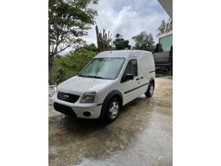 Ford, Transit Connect 2013, 12995, Ford Puerto Rico