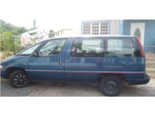 Chevrolet Lumina APV 1990, Chevrolet Puerto Rico