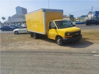 Chevrolet Step Van 2014 Importada $17,800, Chevrolet Puerto Rico