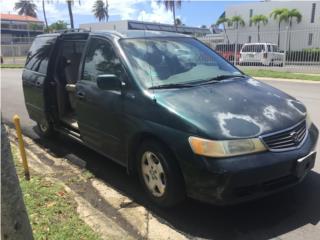Honda Odyssey 2000, en buenas condiciones. , Honda Puerto Rico